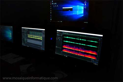 Montage audio - Formation