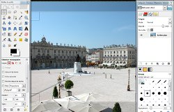 L'interface de Gimp - Formation niveau 2