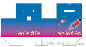 Adobe Illustrator - Formation packaging (conception d'emballages) - Nancy - 54 - Lorraine